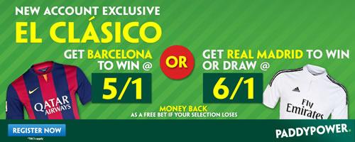 el clasico betting