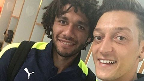 Mesut Ozil sums up Arsenal's season with blunt Instagram message ahead of Man City clash