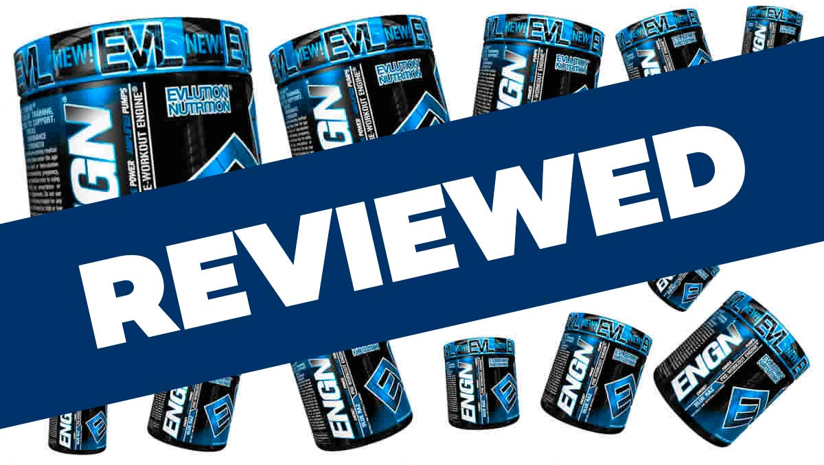 ENGN Pre Workout Review
