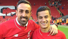 Coutinho issues Liverpool rallying cry ahead of Everton derby