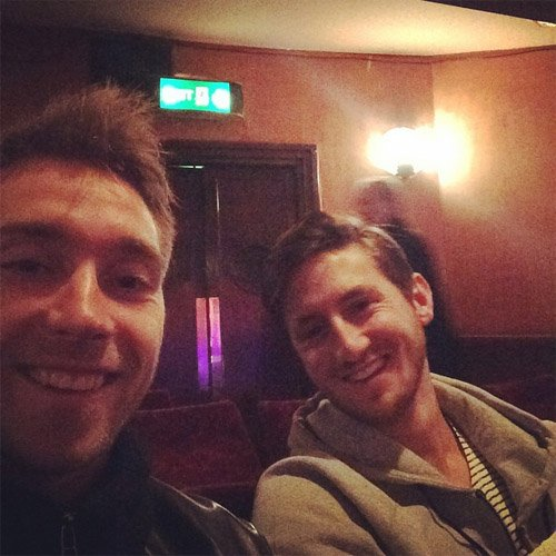 Photo: Tottenham Star Christian Eriksen Enjoys 'Thriller