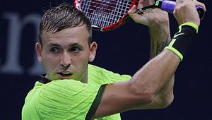 US Open 2016: Bold Dan Evans falls tantalisingly short in Wawrinka blockbuster