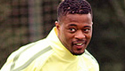 Patrice Evra: Leaving Man Utd was not my choice