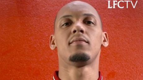 Fabinho previews Liverpool FC v Man United