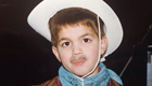 Photo: Cesc Fabregas shares childhood snap of himself as a cowboy