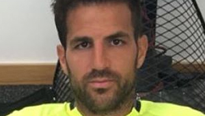 Photo: Cesc Fabregas reassures Chelsea fans after Snapchat post