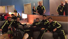 Fabregas snaps photo with Spain squad