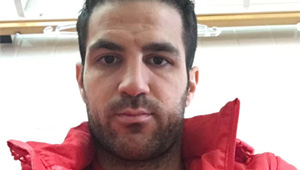 Jamie Redknapp reacts to Cesc Fabregas' display in Man City v Chelsea