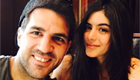 Photo: Chelsea's Cesc Fabregas enjoys dinner with his step daughter