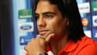 Falcao has 'faith' about Man Utd future