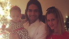 Falcao posts Christmas message on Instagram