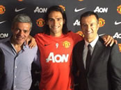 Falcao arrival could cause problems at Man Utd, warns Wilkins