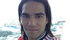 Van Gaal discusses signing Falcao on permanent deal