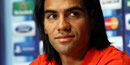Man Utd transfers: Sir Alex Ferguson dismisses Radamel Falcao link