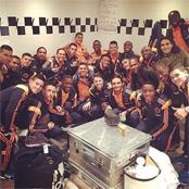Photo: Man Utd striker Radamel Falcao posts Colombia selfie