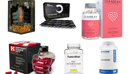 The top 6 fat burners in 2017