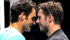 Roger Federer and Stan Wawrinka share Davis Cup MVP award
