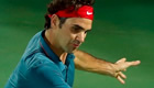 Federer and Djokovic dominate tough Dubai draw