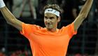 US Open 2015: Roger Federer races past Wawrinka to pick up the Djokovic gauntlet