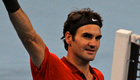 In pictures: Coping with Ivo Karlovic the Roger Federer way