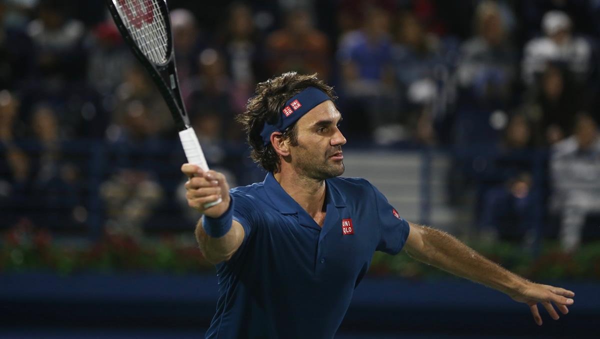 Roger Federer (Photo: Marianne Bevis)