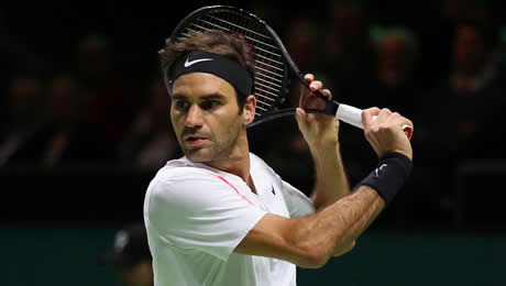 Paris Masters 2018: Federer victory over Nishikori sends Cilic and Thiem to London; sets Djokovic SF