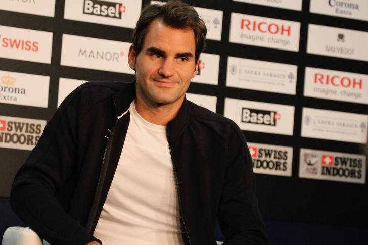 Basel 2018: Roger Federer is home again - naturally