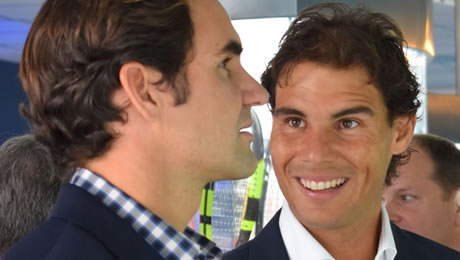 Federer v Nadal: 36 facts as their great rivalry heads to No36