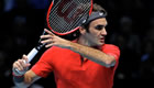 Federer flies into Brisbane semi-finals