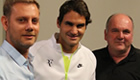 Federer and Wozniacki win ITWA awards