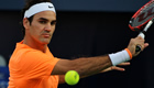 Federer gives masterclass to Coric in Dubai