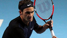 Single-handed flair of Federer and Gasquet claim quarter-final spots in Basel