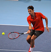 Swiss Indoors 2014: Roger Federer sets up rematch with Grigor Dimitrov