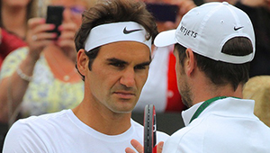 Federer's right-hand-man Luthi has no doubts: 'It's incredible how positive and inspired he is'