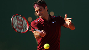Monte Carlo Masters: After defeat by Tsonga, Federer declares 'it's all positive for me'