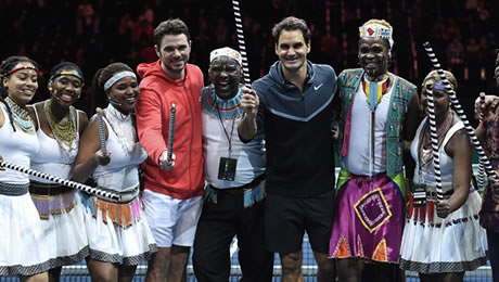 Match for Africa 3: Roger Federer challenges Andy Murray – all in the name of charity