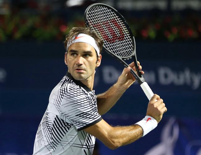 Indian Wells 2017: Revitalised Roger Federer soars to 90th ...
