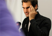 Roger Federer: Happy, surprised and feeling the love in home-town Basel