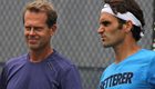 Edberg and Becker to revisit old rivalry in London