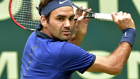 Roger Federer to make record 15th appearance at ATP Finals