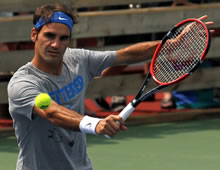 Federer at 33: It's not about the records