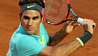 Federer surges past Wawrinka to fourth Rome final