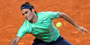 Rome Masters 2013: Federer and Gasquet use right-arm tactics