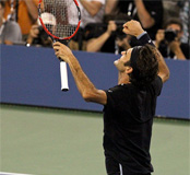 US Open 2014: Roger Federer reflects on 'very special' last-eight win