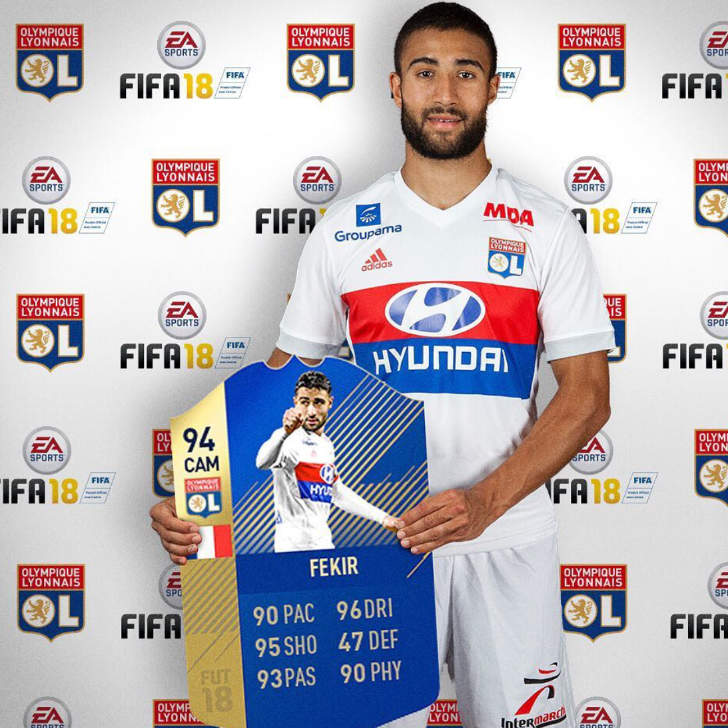 Nabil Fekir delivers clue deal is back on with response to fans