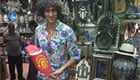 Photo: Marouane Fellaini finds Man Utd reminder in Morocco