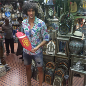 Fellaini finds Man Utd reminder in Morocco