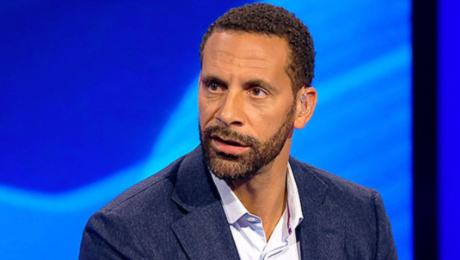 Rio Ferdinand reacts to Man United's 2-1 win at Juventus