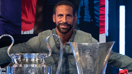 Rio Ferdinand explains why he's not happy with Man United stars