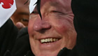 Photo: Sir Alex Ferguson reacts to Man Utd's 1-1 draw at Chelsea